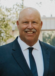 Michael Baehl, President
