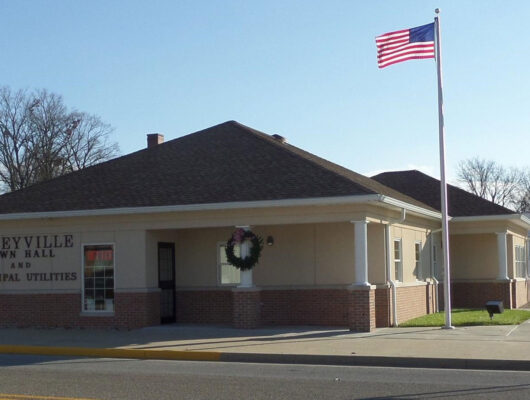 Poseyville Indiana Town Hall