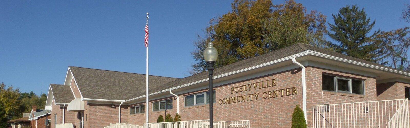 Poseyville Indiana Community Center