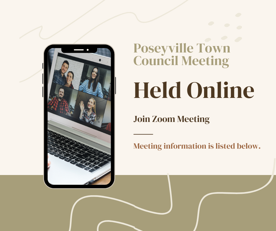 Poseyville Town Council Meeting