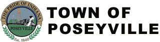 Logo for Town of Poseyville